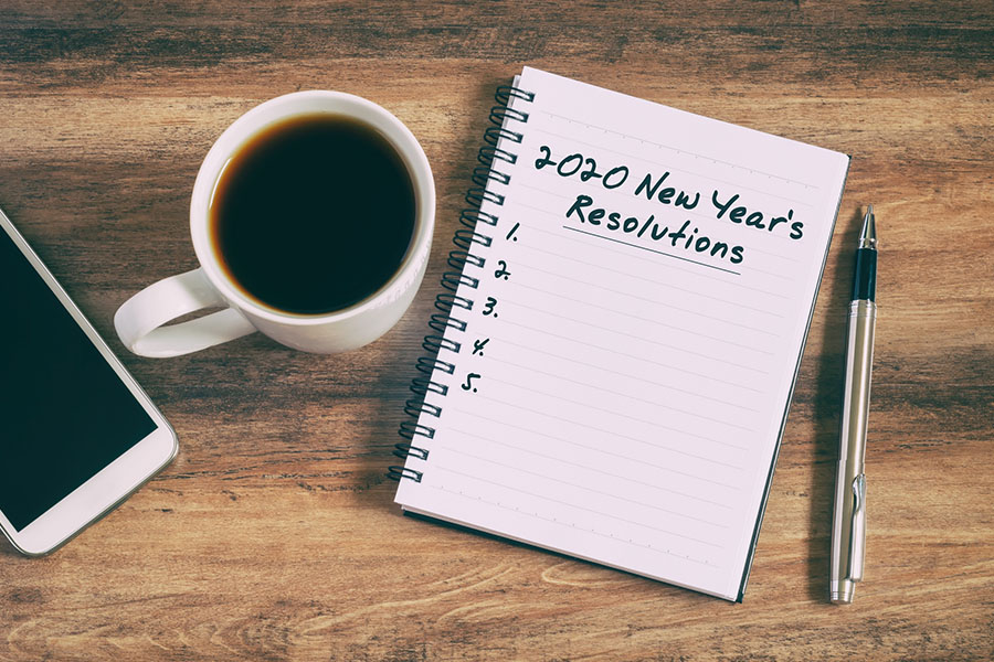 New Year's Resolutions in the Workplace