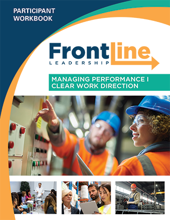 Front Line Leadership: Managing Performance 1